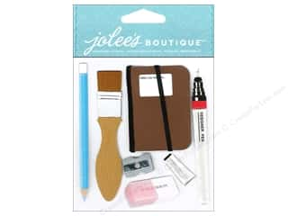 Party Supplies Scrapbooking & Paper Crafts: Jolee's Boutique Stickers Drafting Supplies