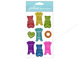 Jolee&#39;s Boutique Stickers Bright Bear