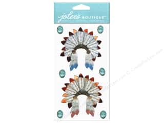 EK Success Rhinestones: Jolee's Boutique Stickers Dressups Headdress