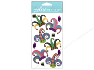 Hats Clearance Crafts: Jolee's Boutique Stickers Dressups Jester Hats
