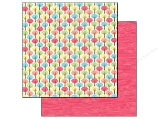 Doodlebug Paper 12 x 12 in. Flower Box Garden Grove (25 piece)