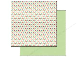 Doodlebug Paper 12 x 12 in. Flower Box Tiny Tulips (25 piece)