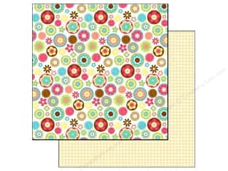 Doodlebug Paper 12 x 12 in. Flower Box (25 piece)