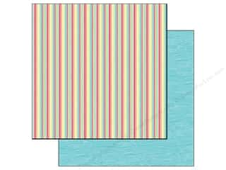 Doodlebug Paper 12 x 12 in. Dash Of Color (25 piece)