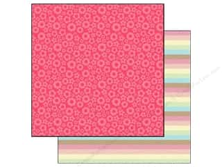 Doodlebug Paper 12 x 12 in. Flower Box Cherry Blossoms (25 piece)