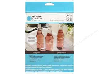 Martha Stewart Glass Etching Kit by Plaid Nature