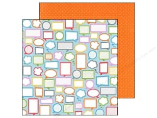 Doodlebug Paper 12 x 12 in. Say What? (25 piece)