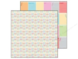 Doodlebug Paper 12 x 12 in. Color Clips (25 piece)