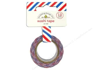 Doodlebug Washi Tape 12yd Air Mail