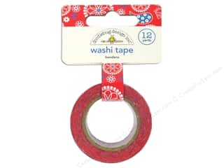 Doodlebug Washi Tape 12yd Bandana