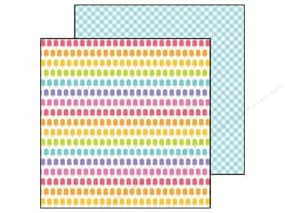 Doodlebug Paper 12 x 12 in. Fruit Stand Fruit Pops (25 piece)