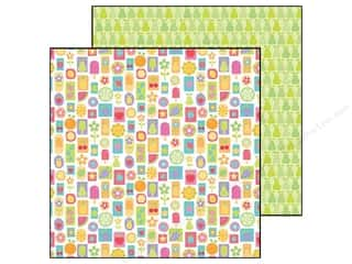 Doodlebug: Doodlebug Paper 12 x 12 in. Sweet Summer (25 piece)