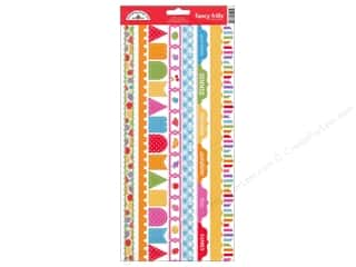 Doodlebug Stickers Cardstock Fancy Frills Fruit Stand