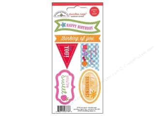 Doodlebug Sticker Doodle Tags Fruit Stand