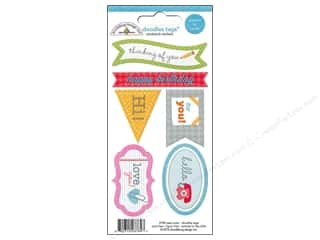 Doodlebug Sticker Doodle Tags Take Note
