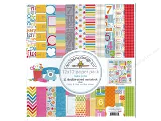 Doodlebug Paper Pack 12x12 Take Note
