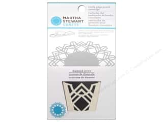 Martha Stewart Punch Circle Edge Cartridge Diamond Crown