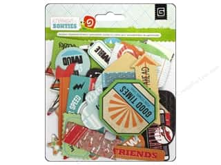 chipboard shapes: BasicGrey Sticker Chipboard Shapes Bow Ties