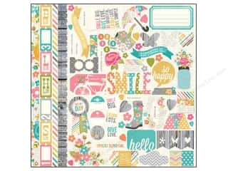 Simple Stories Sticker Vintage Bliss Fundamentals