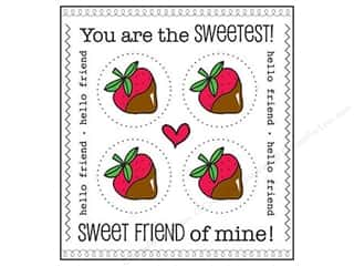 Plus Hearts: SRM Press Sticker Got Your Sticker Plus Sweet