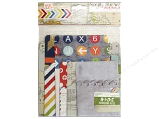Simple Stories Pockets Snap Urban Traveler Assorted