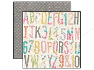 Simple Stories Paper 12 x 12 in. Vintage Bliss Give Love (25 piece)