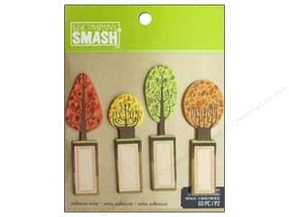 K & Company Designer Papers & Cardstock: K&Company Smash Sticky Note Pad Trees