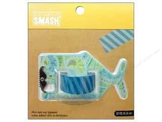 K & Company SMASH Tape Dispenser Whale