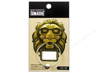 K & Company Dimensional Stickers: K & Company SMASH Embossed Sticker