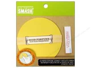 K & Company Note Cards: K&Company Smash Notes Fortune Cookie