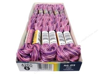 DMC Pearl Cotton Variations Size 5 #4260 Enchanted (6 skeins)