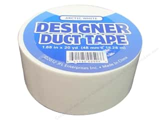 Just For Laughs: Duct Tape Arctic White 20 yd.
