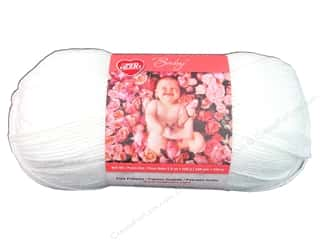 Yarn & Needlework Clearance: Red Heart Anne Geddes Baby Yarn #100 Lily 3.5 oz.