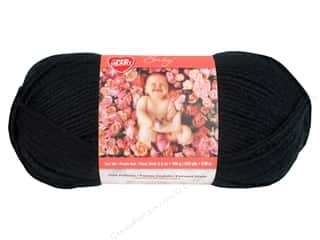 Baby Black: Red Heart Anne Geddes Baby Yarn #0112 Night-Night 3.5 oz.