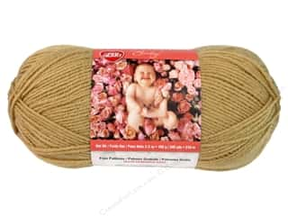 Yarn & Needlework Clearance: Red Heart Anne Geddes Baby Yarn #0301 Teddy 3.5 oz.