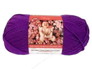 Clearance Red Heart Baby Clouds Yarn: Red Heart Anne Geddes Baby Yarn #0556 Jam 3.5 oz.