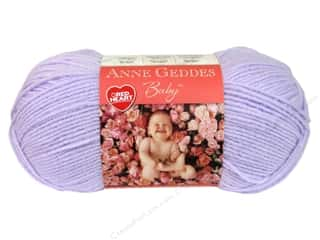 Baby Yarn & Needlework: Red Heart Anne Geddes Baby Yarn #0591 Posy 3.5 oz.