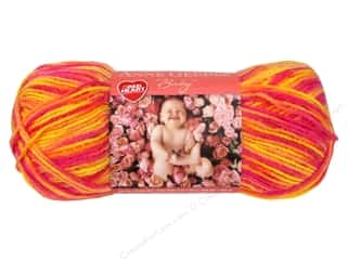 Baby Clearance: Red Heart Anne Geddes Baby Yarn #0941 Scooter 3 oz.