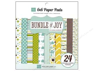 Echo Park Paper Pad 6x6 Bundle of Joy Boy