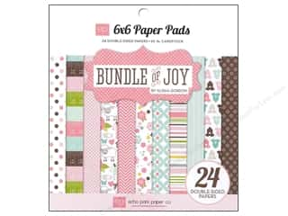Echo Park Paper Pad 6x6 Bundle of Joy Girl