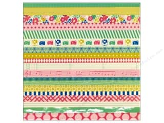 Crate Paper 12 x 12 in. Maggie Washi Paper (15 piece)