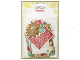 Crate Paper Embellishments DIY Shop Ephemera Pack