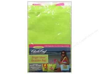Charles Craft Tote/Bag Bright Idea 14ct Grsshopper