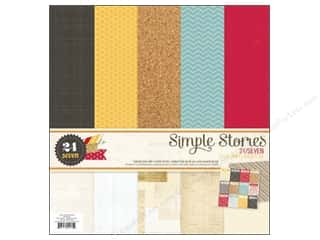 Simple Stories Kit 24/Seven Basics 12x12