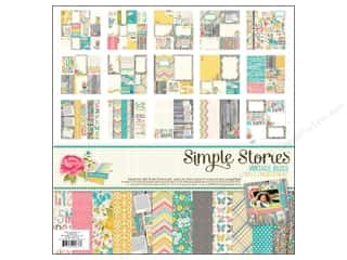 Simple Stories Collection Kit Vintage Bliss