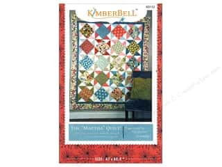 Quilting Patterns: Kimberbell Designs The Martha Quilt Pattern