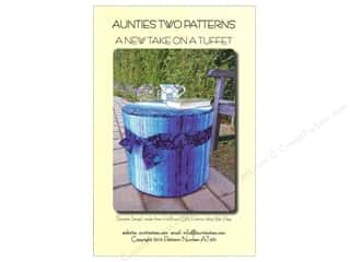 Patterns New: Aunties Two A New Take On A Tuffet Pattern