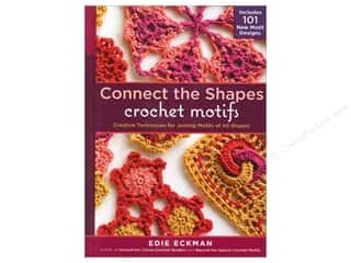 Connect The Shapes Crochet Motifs Book