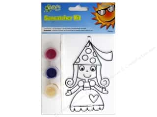 Kelly's Projects & Kits: Kelly's Suncatcher Kits Land Far Away Princess