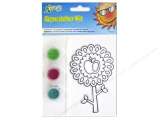 Clearance Kelly's Kraze Suncatcher Kits: Kelly's Suncatcher Kit Land Far Away Apple